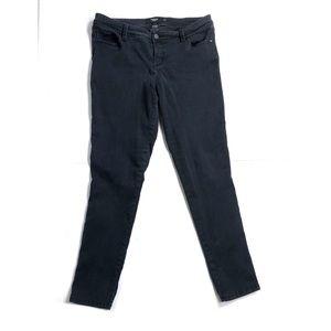 Torrid denim Jeans 16 black wash skinny leg